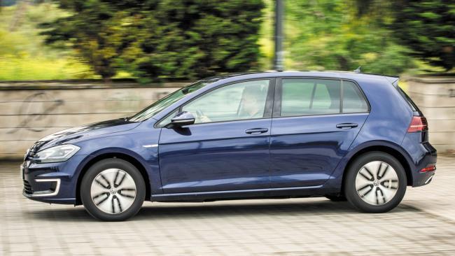 Volkswagen e-Golf: la versión eléctrica en oferta ¡por 24.400 euros!