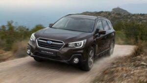 Fotos del Subaru Outback Executive Plus S 2018