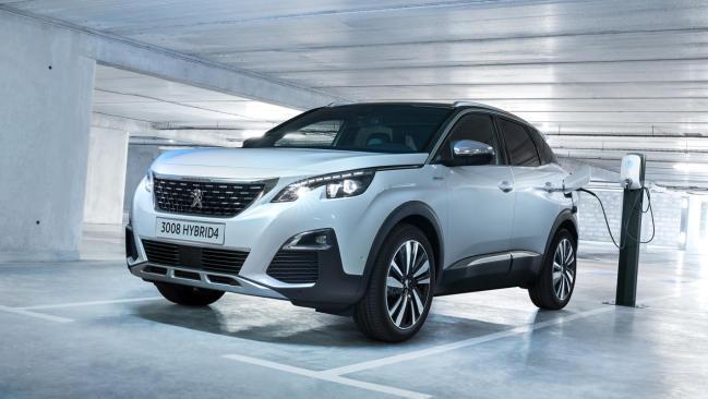 Peugeot 3008 Hybrid: en oferta por 230 euros al mes