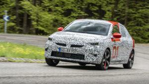 Fotos del Opel Corsa 2020