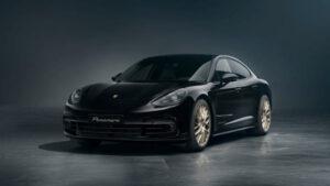 Fotos del Porsche Panamera 10 Years Edition
