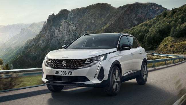 Primera prueba del Peugeot 3008 Hybrid4 2021: un SUV 4×4 enchufable