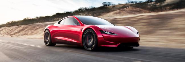 Fotos del Tesla Roadster
