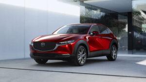 Fotos del Mazda CX-30