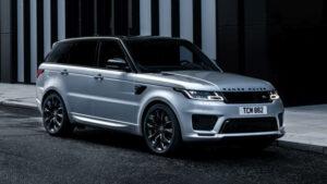 Fotos del Range Rover Sport HST