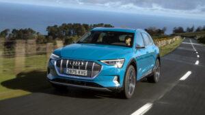 Fotos del Audi e-tron Edition One