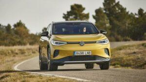 Prueba del nuevo Volkswagen ID.4