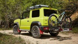 Fotos: accesorios del Suzuki Jimny