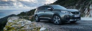 Prueba del Peugeot 5008 2017