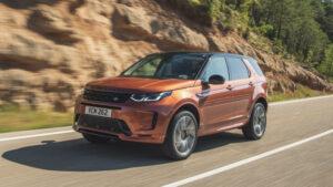 Fotos: Prueba del Land Rover Discovery Sport