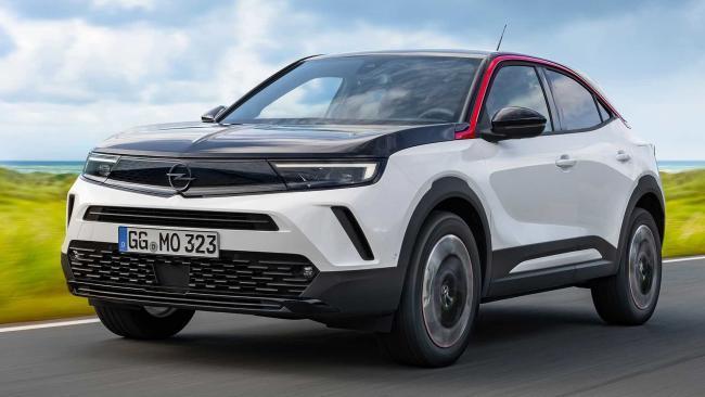 Fotos: Opel Mokka 2020