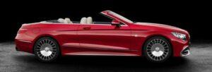 Fotos del Mercedes Maybach S650 Cabriolet