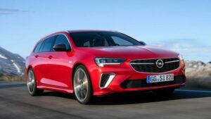 Fotos: Opel Insignia GSi 2020
