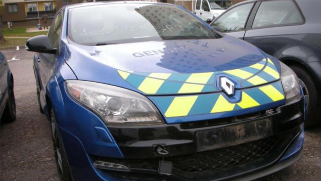 Fotos: Renault Mégane R.S. a subasta por 3.800 euros