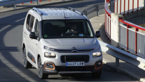 Fotoprueba del Citroën Berlingo 1.2 PureTech 130 EAT8 Talla XL