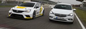 Fotos del Opel Astra TCR 2017