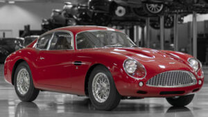 Fotos del Aston Martin DB4 GT Zagato Continuation