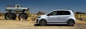 Fotos del Volkswagen Up GTI 2017, a prueba