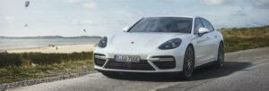 Fotos del Porsche Panamera Turbo S E-Hybrid Sport Turismo