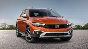 Fotos: Fiat Tipo Cross 2020