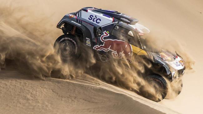 Undécima etapa del Rally Dakar