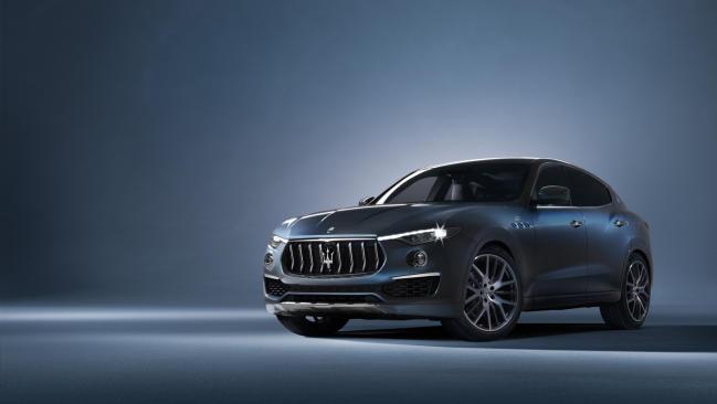 Maserati Levante Hybrid 2021: ahora, con cuatro cilindros y 48 voltios