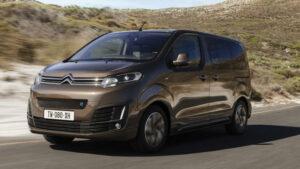 Fotos: Citroën ë-SpaceTourer 2021