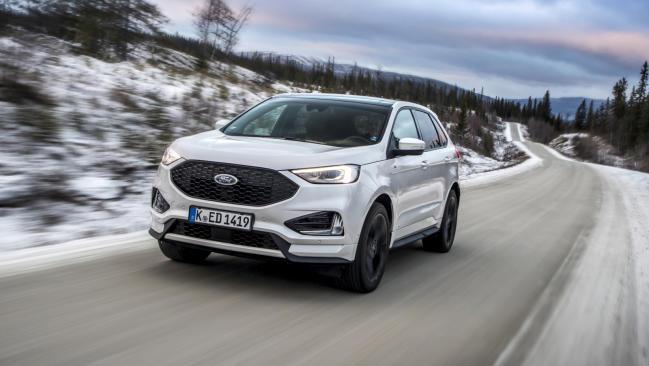 Fotos del Ford Edge 2019