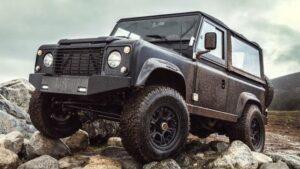 El Land Rover Defender definitivo es obra de Icon 4×4