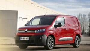 Fotos del Citroën Berlingo Van 2019