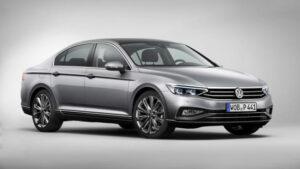 Fotos del Volkswagen Passat 2019