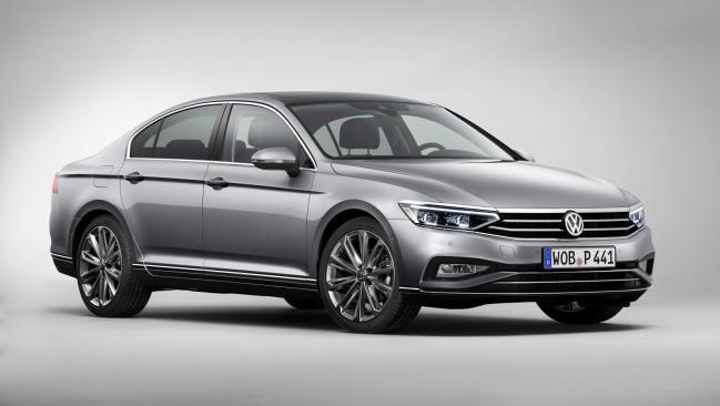 Volkswagen Passat 2019: imagen renovada y más tecnología
