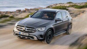 Fotos del Mercedes-Benz GLC 2019