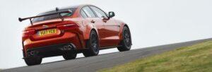 Fotos del Jaguar XE SV Project 8