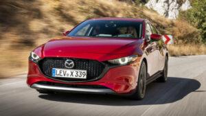 Fotos: Prueba del Mazda 3 Skyactiv-X
