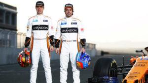 Fotos de los equipos F1 de 2018