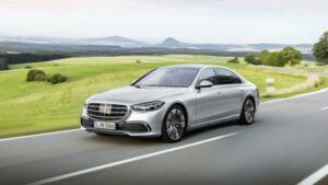 Fotos: Mercedes-Benz Clase S 2021
