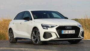 Fotos: Audi A3 30 TDI Black Line Edition 2021