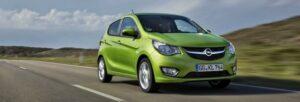Prueba Opel Karl 1.0 Selective