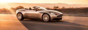 Fotos del Aston Martin DB11 Volante