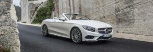 Prueba Mercedes-Benz S Cabrio 2016