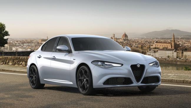 Fotos: Alfa Romeo Giulia Sprint Plus 2021