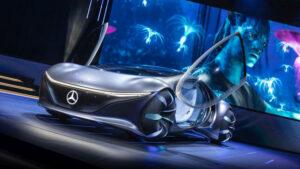 Fotos del Mercedes-Benz VISION AVTR