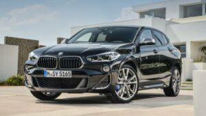 Fotos del BMW X2 M35i