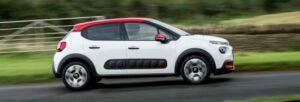 Fotos de la prueba del Citroën C3 2017