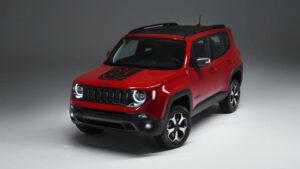 Fotos del Jeep Renegade Plug-in Hybrid