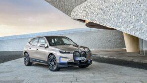 Fotos: BMW iX 2021
