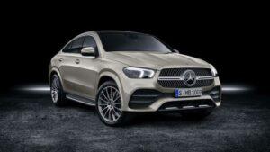 Fotos del Mercedes-Benz GLE Coupé 2020