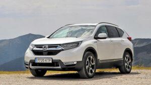 Fotos: Honda CR-V Hybrid 2020 a prueba