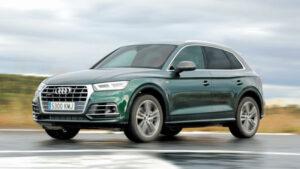 Fotos de la comparativa Audi Q5 vs BMW X3